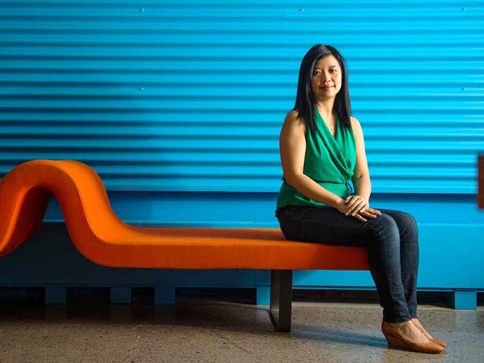 Canadians in Tech Making a Social Impact Lily Tse