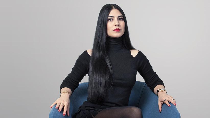 Canadians in Tech Making a Social Impact Shahrzad Rafati