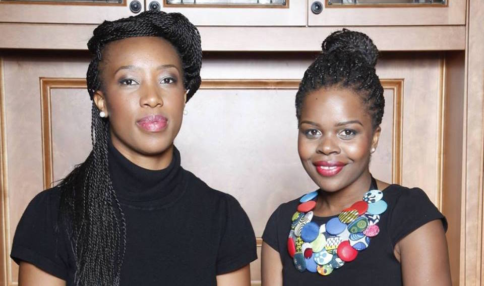 Canadians in Tech Making a Social Impact Veronica Nnesa and Freeda Mulenga