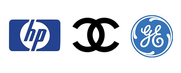 best brand logo hp chanel gm
