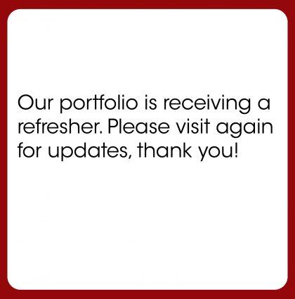 Portfolio Updates
