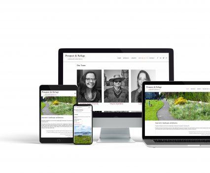 Prospect & Refuge website