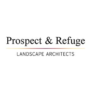 Prospect & Refuge Landscape Architecture Branding and Website