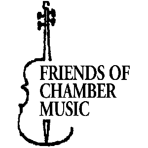 Friends of Chamber Music Website and Print Collateral